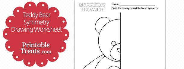 free-teddy-bear-symmetry-drawing-worksheet