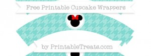 free-tiffany-blue-houndstooth-pattern-minnie-mouse-cupcake-wrappers-to-print