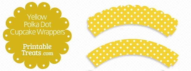 free-yellow-polka-dot-cupcake-wrappers