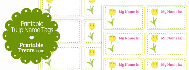 free-yellow-tulip-name-tags