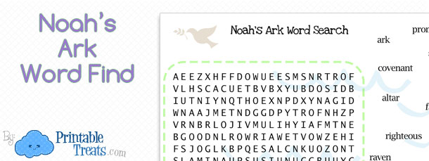 noahs-ark-word-find