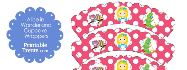 printable-alice-in-wonderland-cupcake-wrappers