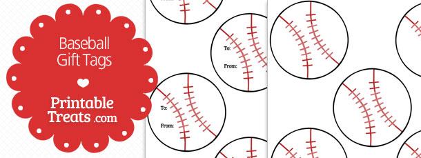 photograph about Free Printable Baseball Tags referred to as Totally free Printable Baseball Reward Tags Printable