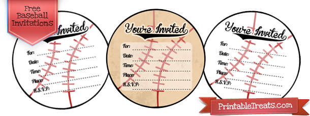 Free Printable Sports Themed Birthday Invitations Custom Invitations – Free Printable Sports Birthday Invitations