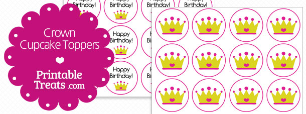 printable-crown-cupcake-toppers