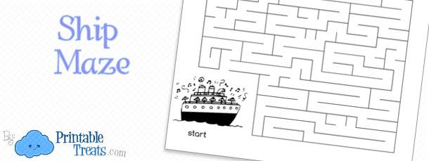 ship-maze-printable