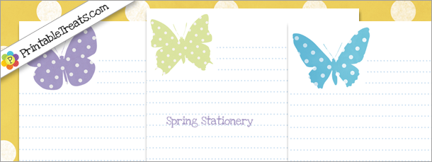 spring-stationery-butterflies