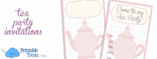 tea-party-invitations
