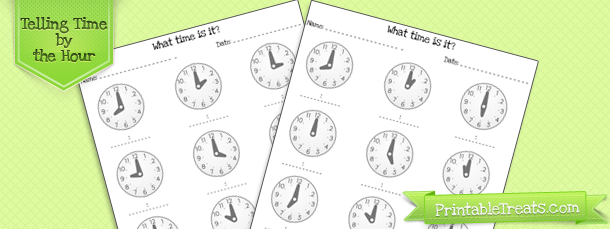 telling-time-by-the-hour-worksheets