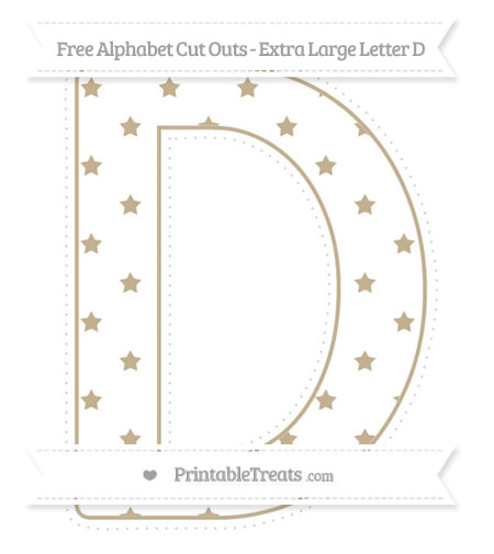 The extra large sized letters take up one whole sheet of computer ...
