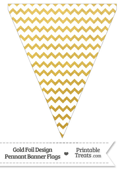 how to make a pennant flag