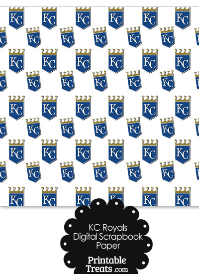 photograph about Kc Royals Printable Schedule named Kansas Metropolis Royals Baseball Electronic Paper Printable