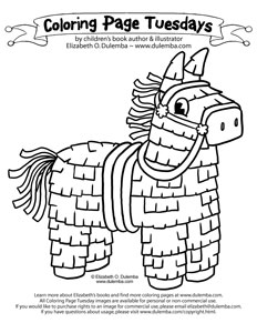 cinco de mayo free coloring pages | Printable Cinco de Mayo Coloring Pages Roundup — Printable ...