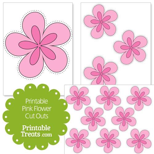 printable flower
