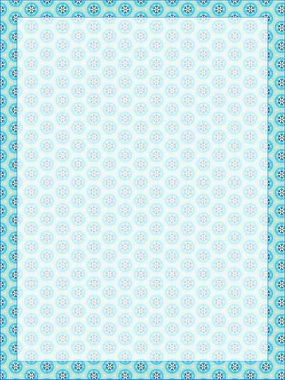 snowflake stationery paper printable treats com