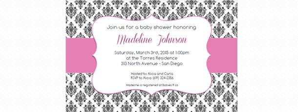 damask-baby-shower-invitations