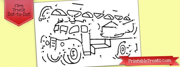 fire-truck-dot-to-dot