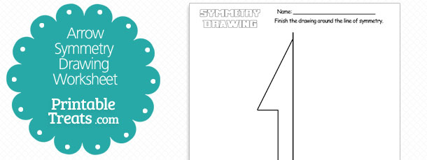 free-arrow-symmetry-drawing-worksheet