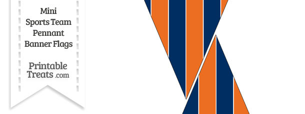 Astros Colors Mini Pennant Banner Flags