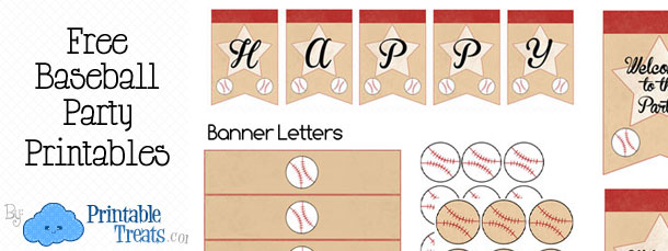 free-baseball-party-printables