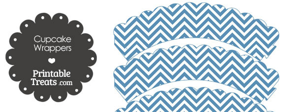 free-blue-chevron-cupcake-wrappers