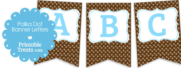 free-brown-and-blue-banner-letters