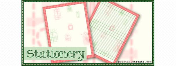 free-christmas-gift-stationery