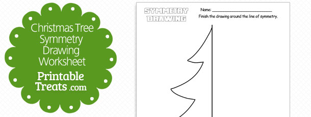 free-christmas-tree-symmetry-drawing-worksheet
