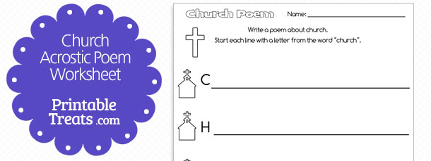 free-church-acrostic-poem
