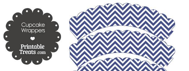 free-dark-blue-chevron-cupcake-wrappers