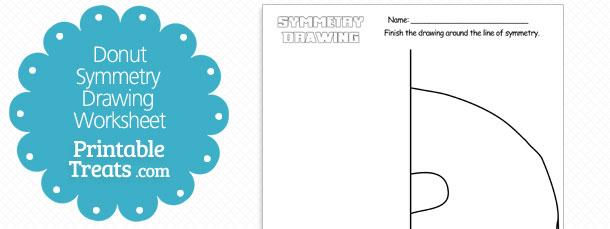 free-donut-symmetry-drawing-worksheet