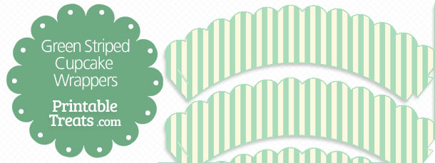 free-green-striped-cupcake-wrappers