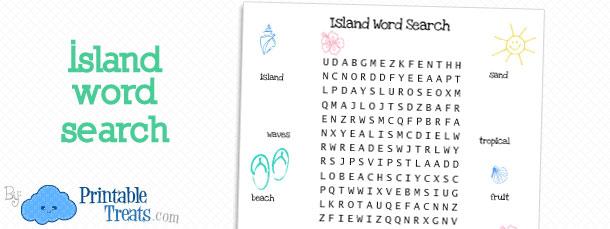 free-island-word-search