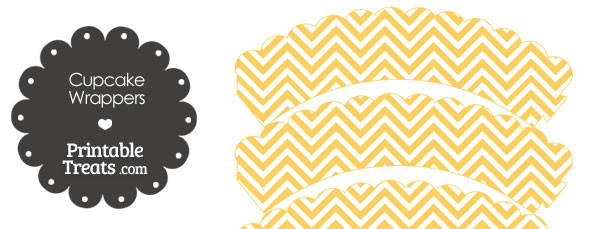 free-light-orange-chevron-cupcake-wrappers
