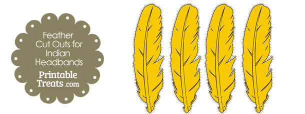 free-light-orange-feather-cut-outs-for-indian-headbands
