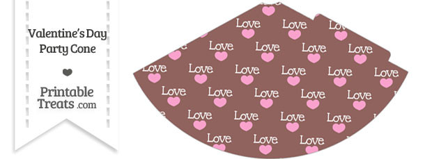 Love Party Cone
