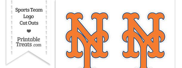 Medium New York Mets Logo Cut Outs