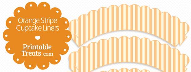 free-orange-stripe-cupcake-liners