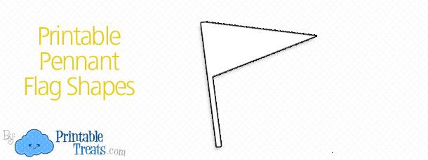 free-pennant-flag-shapes