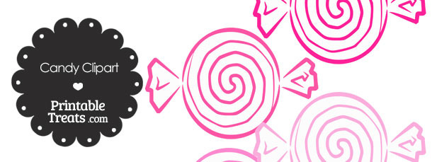 Pink Candy Clipart