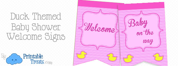free-pink-duck-baby-shower-welcome-signs