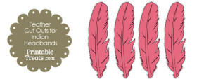 free-pink-feather-cut-outs-for-indian-headbands