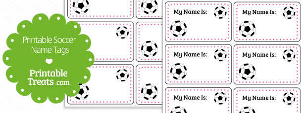 free-pink-soccer-name-tags