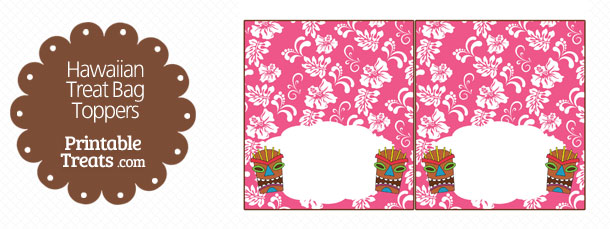 free-pink-tiki-mask-treat-bag-topper-printable