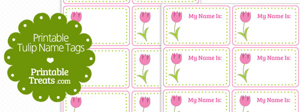 free-pink-tulip-name-tags