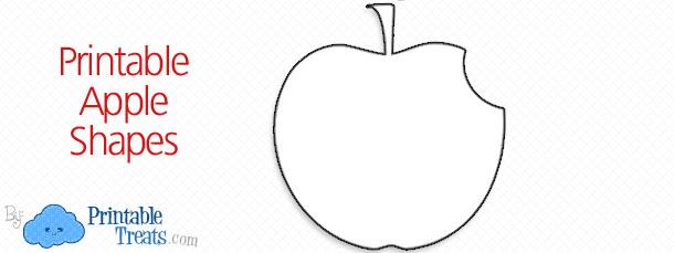 free-printable-apple-shapes