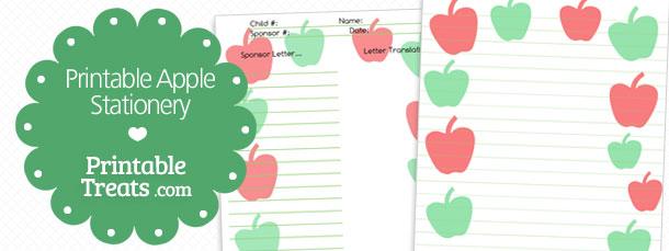 free-printable-apple-stationery