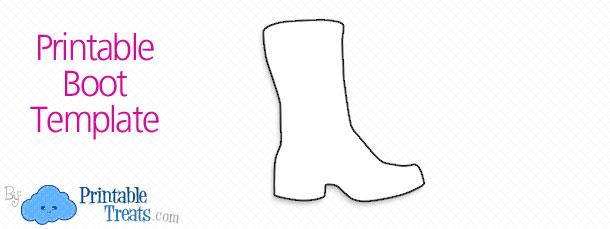 free-printable-boot-template