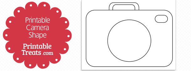 free-printable-camera-shape-template