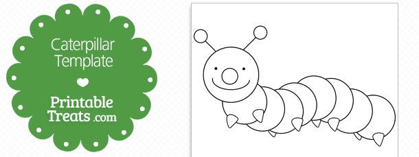 free-printable-caterpillar-shape-template